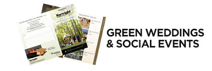 Green Wedding and Social Events